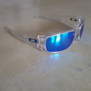 Oakley crankshaft sunglasses  Iridium Polarized
